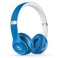 Наушники Beats Solo2 On-Ear Headphones (Luxe Edition) - Blue