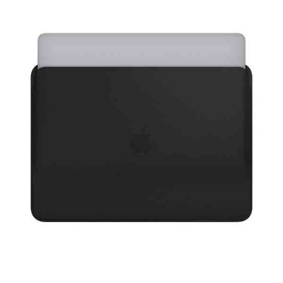 Чехол Leather Sleeve for 13-inch MacBook Pro – Black MTEH2ZM/A |