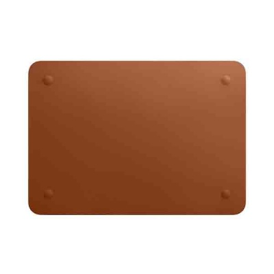 Чехол Leather Sleeve for 15-inch MacBook Pro – Saddle Brown