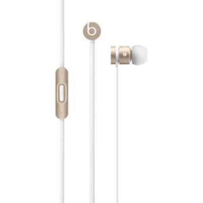 Наушники Beats urBeats 2 In-Ear Headphones - Gold MK9X2ZE/B |