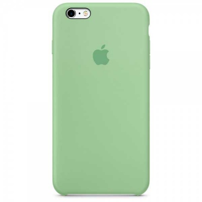 Чехол iPhone 6s Plus Silicone Case - Mint (мятный) MM692ZM/A |