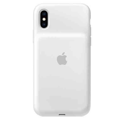 Чехол iPhone XS Smart Battery Case - White MRXL2ZM/A |