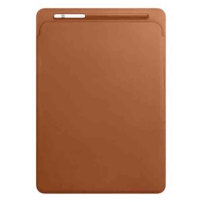 Чехол Leather Sleeve for 12.9-inch iPad Pro - Saddle Brown MQ0Q2ZM/A |