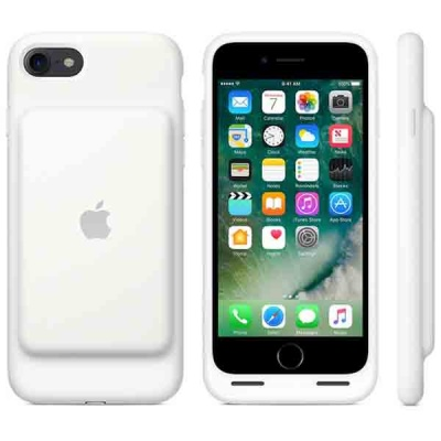 Чехол iPhone 7 Smart Battery Case - White MN012ZM/A |