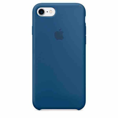 Чехол iPhone 7 Silicone Case Ocean Blue MMWW2ZM/A |