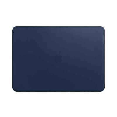 Чехол Leather Sleeve for 15-inch MacBook Pro – Midnight Blue
