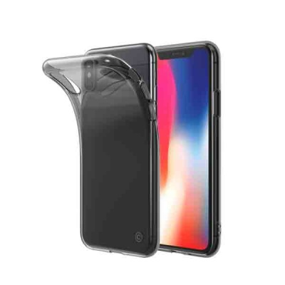 Чехол LAB.C Slim Soft для iPhone X. Материал пластик.
