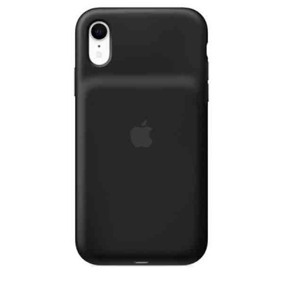 Чехол iPhone XR Smart Battery Case - черный MU7M2ZM/A |