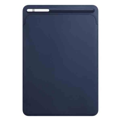 Чехол Leather Sleeve for 10.5-inch iPad Pro - Midnight Blue MPU22ZM/A |